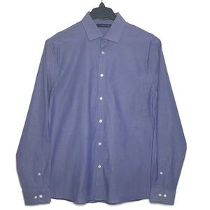 TOMMY HILFIGER Button Up Slim Fit Long Sleeve